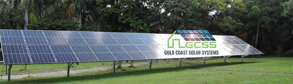 Gold Coast Solar Systems Ground Mount